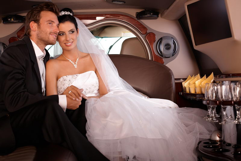 limo-wedding-services