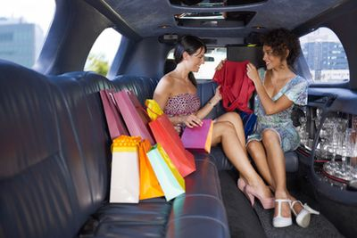 limo discounts shopping